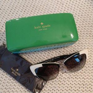 Kate Spade Cat Eye Sunglasses